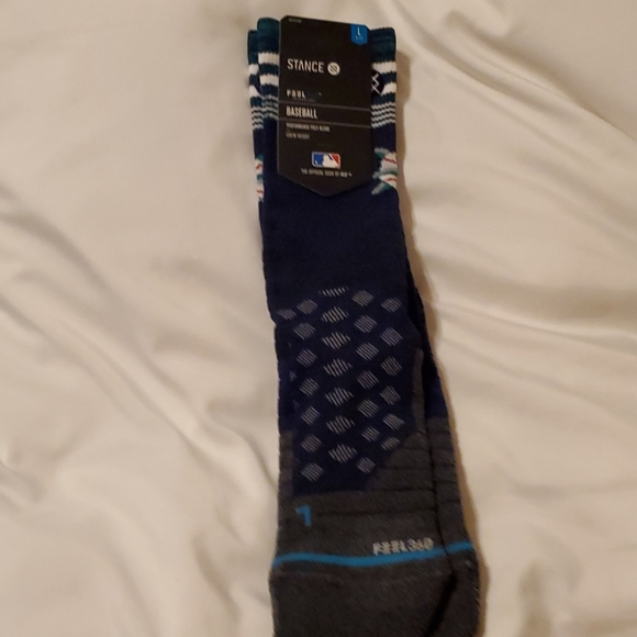 Stance Feel360 MLB Mariners baseball socks